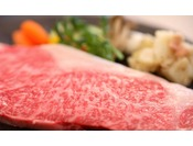 「前沢牛ステーキ」イメージ ※「前沢牛」は、肉質日本一と評価されたブランド牛です。250g 9,720円