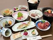 *【肉尽くし】タタキ・しゃぶしゃぶ・焼★3種の食べ比べをお楽しみいただけます!