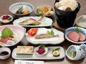*【スタンダード】当館の定番プラン!和洋会席を郷土料理でお召し上がりください。
