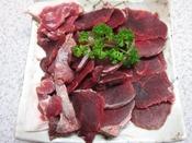 【ぼたん肉】地元で獲れた天然のイノシシ肉。クセがないと評判のぼたん鍋でどうぞ!