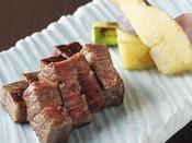 鉄板焼で楽しむ十勝産和牛 (写真はイメージ)
