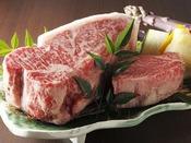 鉄板焼で楽しむ十勝産の厳選和牛 (写真はイメージ)