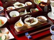 『倶楽部ダイニング十勝』 【朝食イメージ】 体に優しいバランスの良い和食膳をご用意します