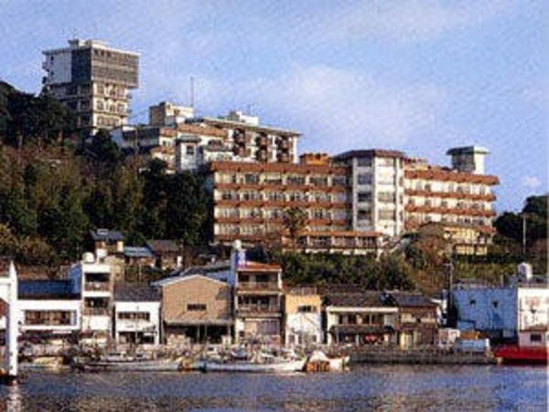 国際観光ホテル 旗松亭