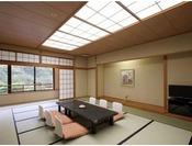 【別館「飛鳥」】大部屋和室(15畳以上)※客室風呂無し