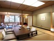【別館「飛鳥」・川側】スタンダード和室(12.5畳+広縁)