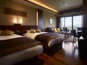 【豊洲亭デラックス】カップルやご夫婦の記念旅行におすすめの客室です
