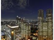 高層階からの眺め