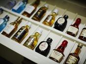 プレミアグラン(ミニバー)ジャパニーズウィスキーや日本酒もご用意した充実のラインナップ。