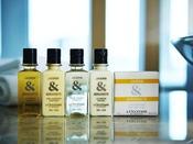 プレミアグラン・アメニティロクシタン「ジャスミン&ベルガモット」2つの香りですっきりと凛々しい気分に