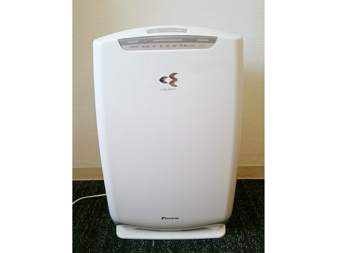 空気清浄機 全室に設置しております