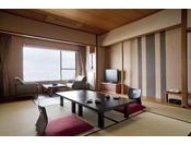基本客室和室10帖_客室一例