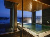 6階温泉露天風呂
