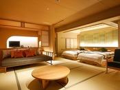 【新客室】6階温泉露天風呂付き特別室(部屋食)