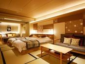 【新客室】8F温泉露天風呂付き特別室(部屋食)
