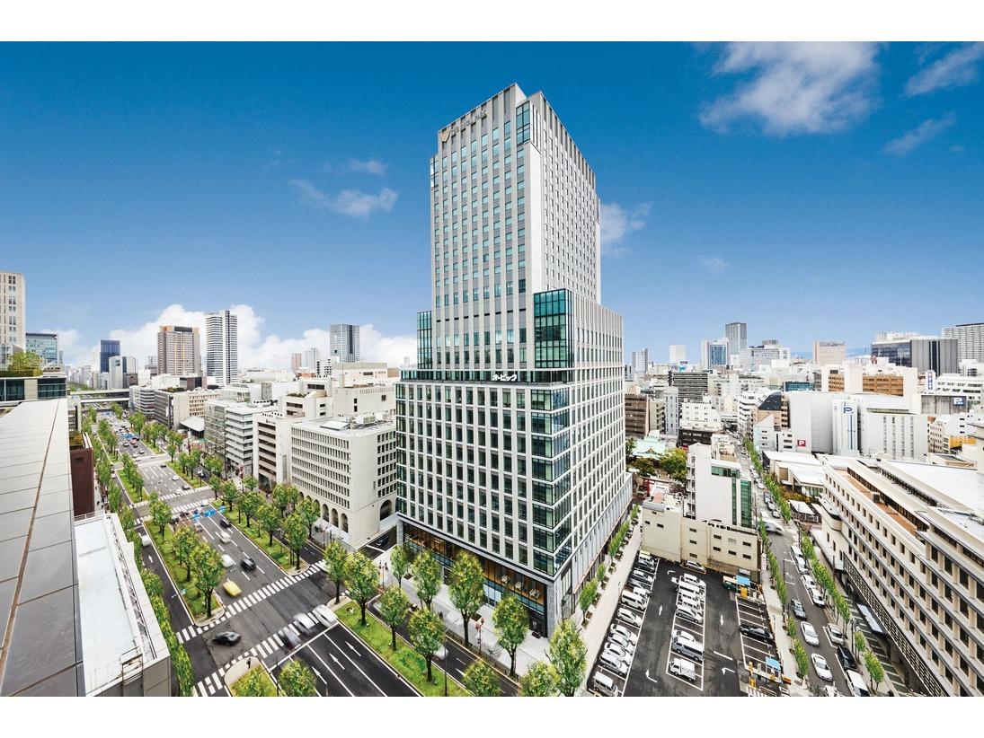 ザ ロイヤルパークホテル アイコニック 大阪御...