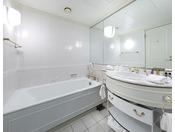 スーペリアタイプのバスルーム(一例)