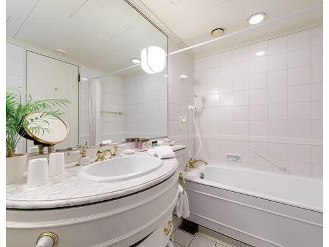 モデレートタイプのバスルーム(一例)