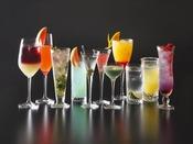 2階【メインバー ダーレー】《営業時間》17:00~24:00※土日祝は13:00~バーテンダーが一杯一杯丁寧に仕上げるカクテルや、世界各国の銘酒と共に、更けゆく京のひとときをご堪能ください。