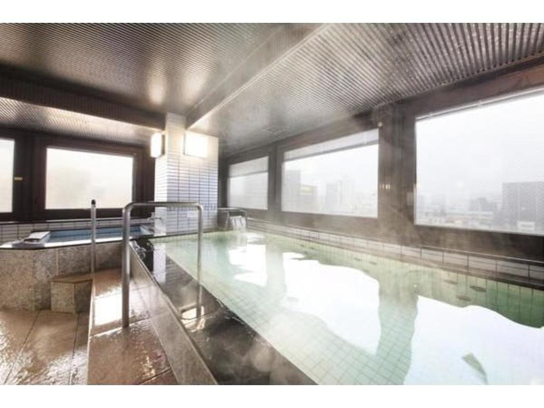 8階男性用浴場