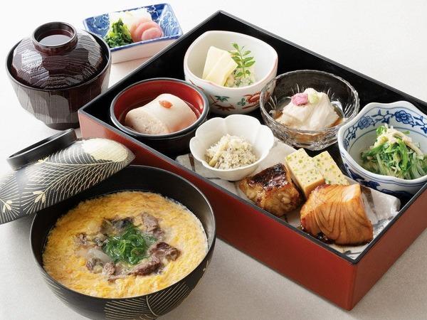 「京の朝膳」¥3,564(税・サ込)