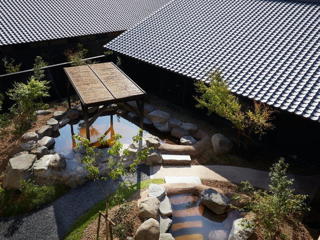 島風の湯 庭園露天風呂