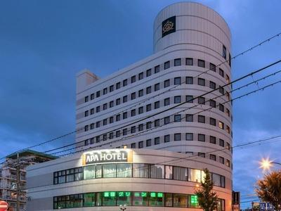 アパホテル〈びわ湖 瀬田駅前〉