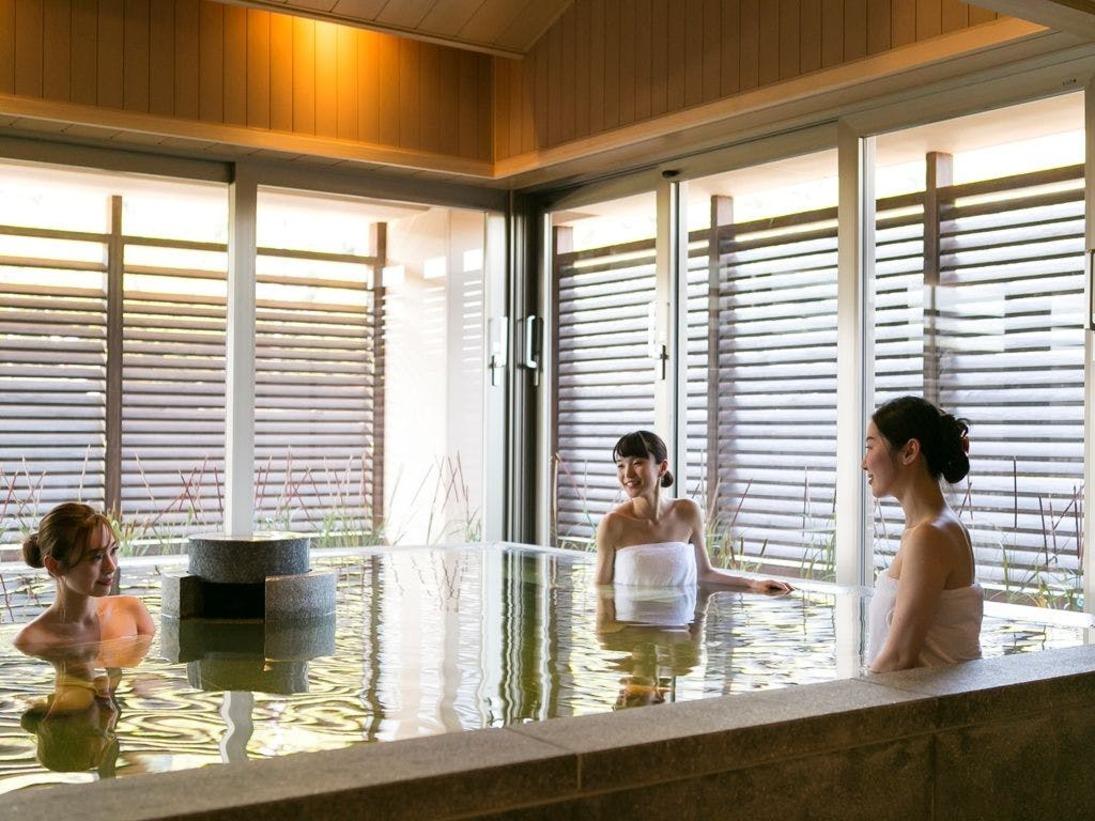 大浴場:内風呂