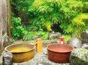 当館のお湯は自家源泉の高アルカリ性の優しいお湯です。ごゆっくりおつかり下さい。