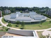 金沢21世紀美術館/金沢市街まで車で30分の当館は金沢観光に最適の宿です。