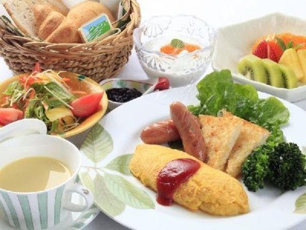 和食と洋食の二種類より選び頂けます。