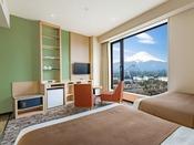 コンフォートツイン 富士山ビュー