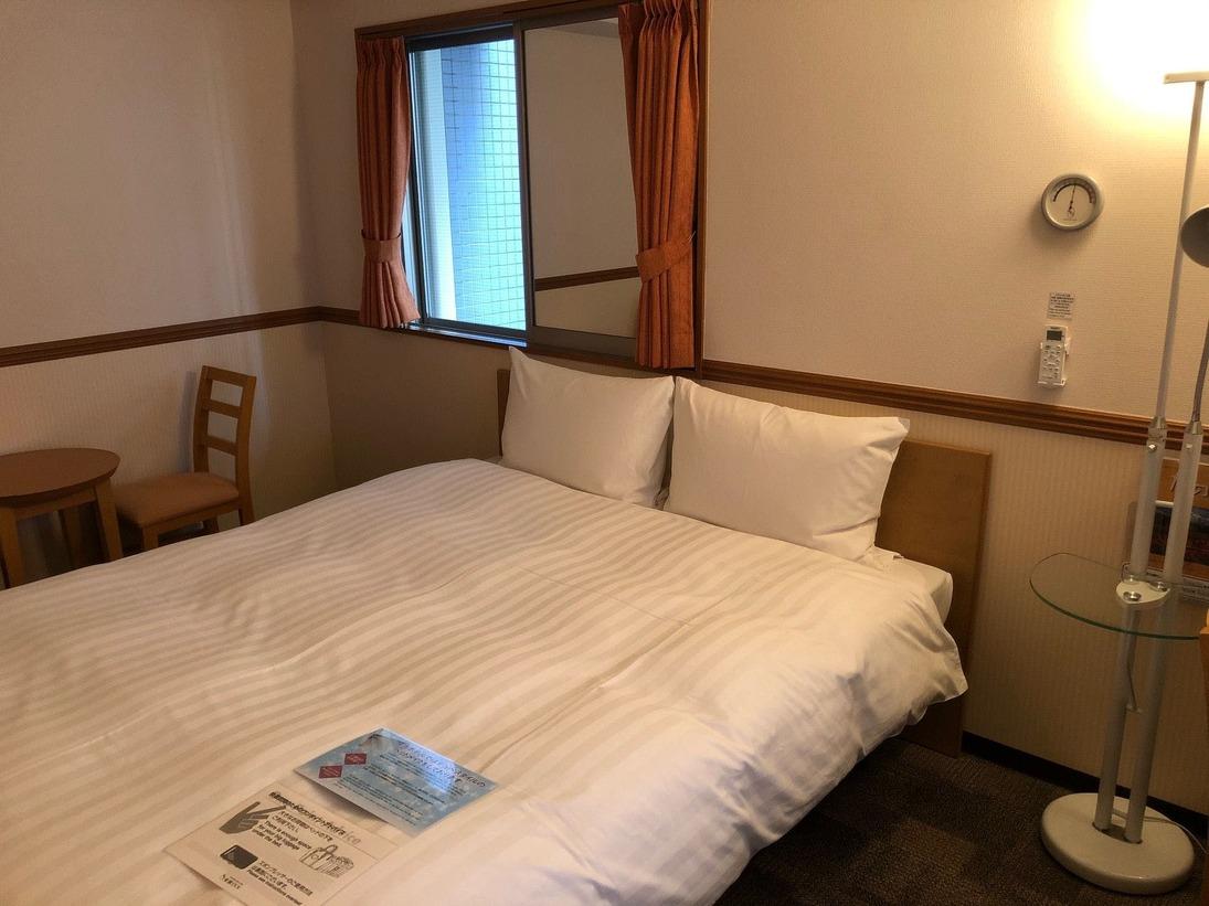 2020年4月30日より、客室ベッドがデュベスタイルへと変わりました。
