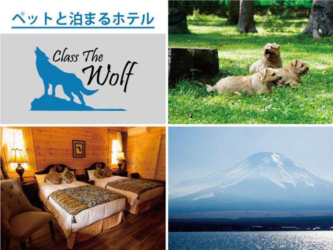 ペットと泊まる宿 Class The Wolf