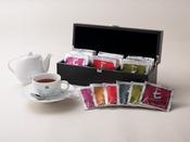 【ラグジュアリーフロア限定特典】ディルマ ティーセレクション(紅茶の鮮度と高い品質に定評のある「ディルマ」のティーセレクションをご用意)