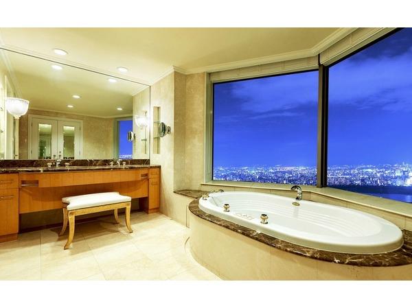 インターナショナルスイート バスルーム