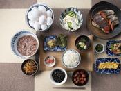 朝食ブッフェ ~和食イメージ~