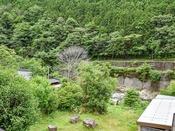 *【和室12畳】お部屋からの景色
