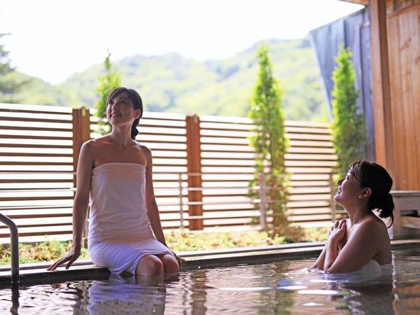 ホテル花巻/ひのき露天風呂