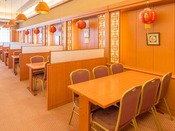*【中華料理 華月(一例)】リニューアルしてきれいになった客室でお召し上がりください