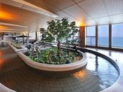 *【富士の湯:展望大浴場 内湯(一例)】みんなでわいわい楽しめる「はだかプール」