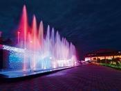 *【オーシャンスパ「ダンシングウォーター」(一例)】世界にひとつだけのオリジナル噴水です!