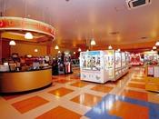 *【お祭りランド ゲームセンター(一例)】多種多様なゲーム機をそろえております
