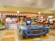 *【お祭りランド ゲームセンター(一例)】みんなでわいわい楽しめる、エアーホッケー!