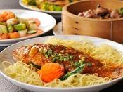 *【中華料理 華月(一例)】本格コース料理をお楽しみいただけます