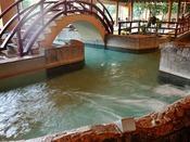 *【龍宮の湯:展望大浴場 内湯】子どもは大はしゃぎの「はだかプール」♪