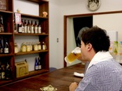【居酒屋じゃら】お風呂上がりにちょっと立ち寄り。冷えたビールをゴクゴクッぷは~っ!!