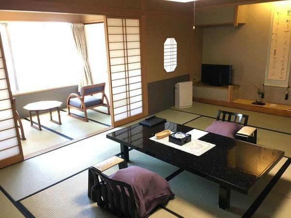 【最上階8F】眺望の良い和室12畳