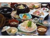 ■海鮮しゃぶしゃぶ膳 ※イメージ