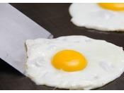 ■朝食バイキング一例/焼きたての目玉焼きをどうぞ